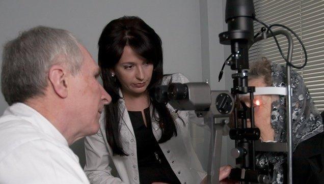 В діагностичному відділені проводиться комп ютеризоване обстеження зору  дорослих та дітей e057488e8554a