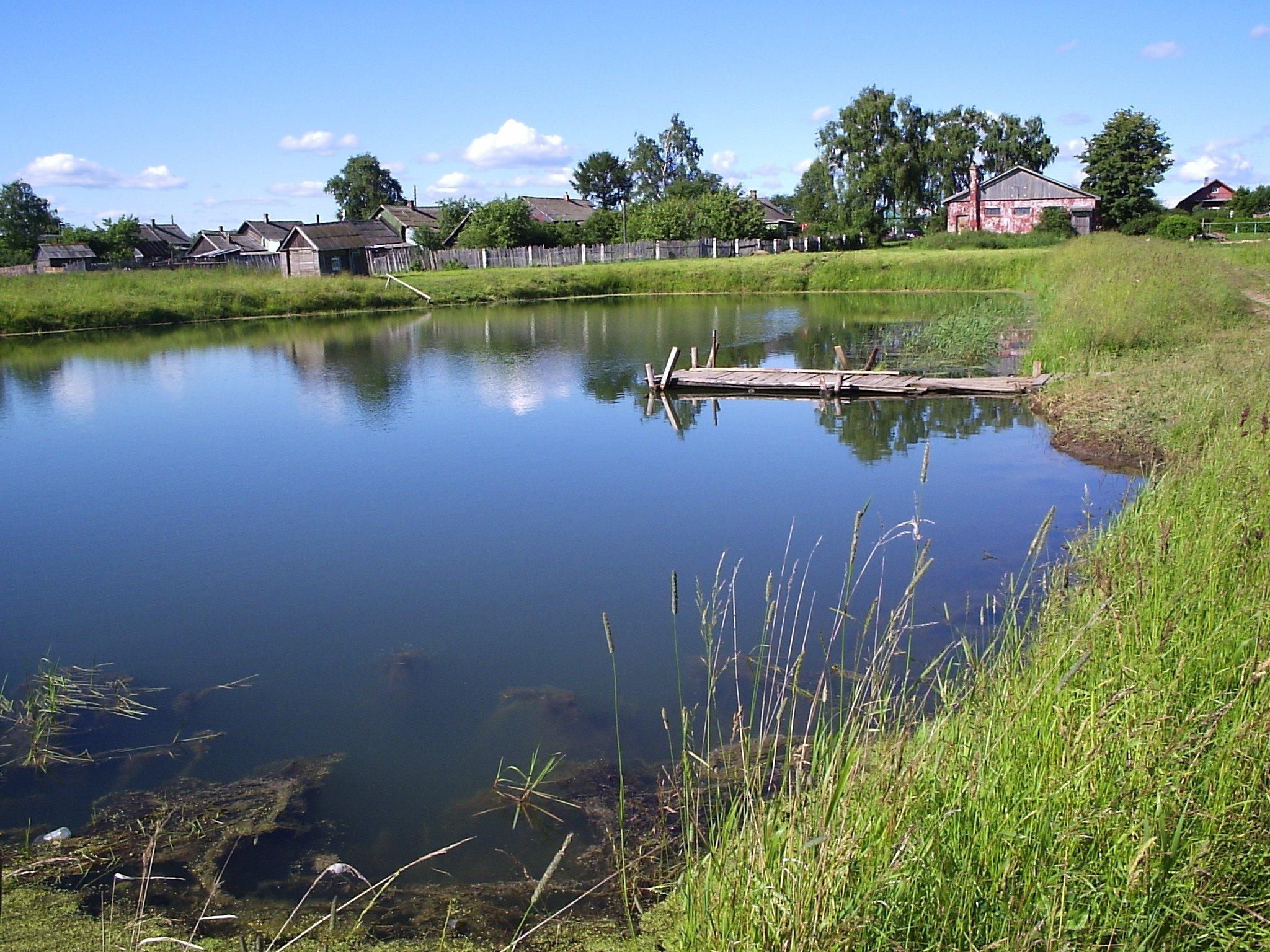 Коттеджный поселок «Красивый пруд»