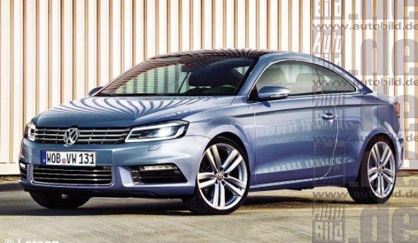 Volkswagen Passat B8: подроб…