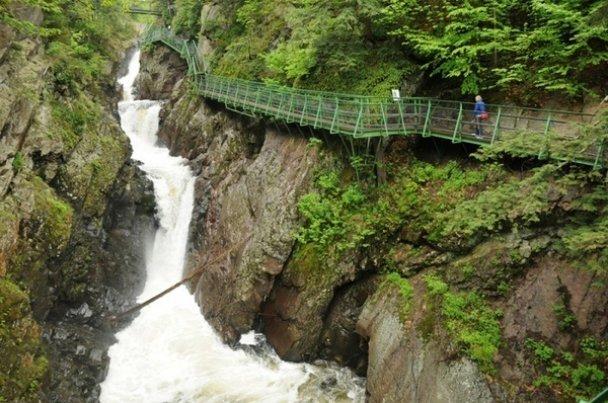 Кейла Йоа водопад и усадьба Эстония Про путешествия