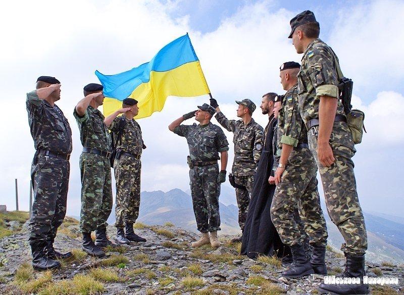 Українська армія поки що не перейде на
