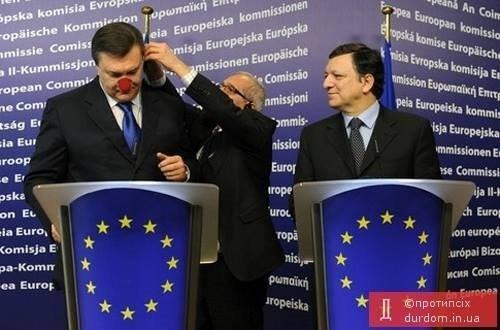 Соглашение с ЕС не заморожено. Решение о его подписании должен принимать украинский народ - евродепутат - Цензор.НЕТ 7565