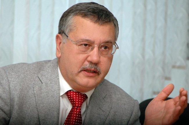 Украина может исчезнуть с карты Европы - Гриценко