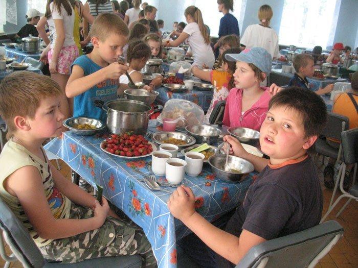 Что приготовить в лагере детям
