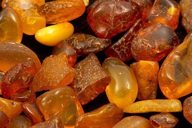 Amber stone quotes