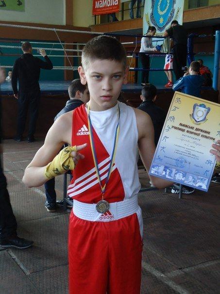 Школяр з Луцька переміг на Чемпіонаті України, фото-1