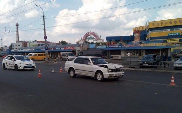 У Луцьку на базарі сталася ДТП, фото-1