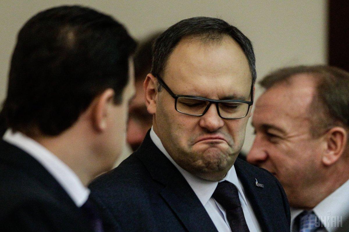 ГПУ: УПанамі Каськів вийшов під заставу