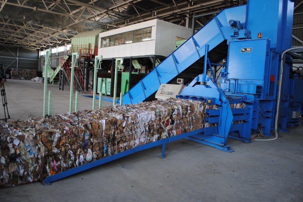 Наступного тижня в Івано-Франківську планують запустити сміттєпереробну лінію
