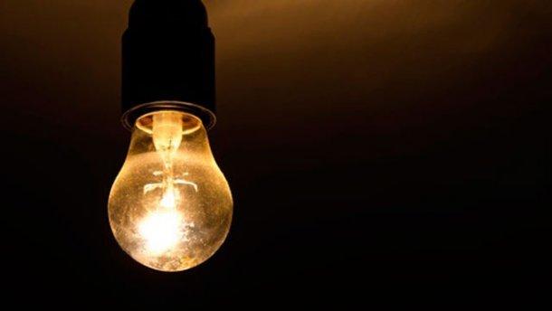 У чотирьох районах Львова не буде світла
