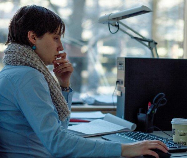 Українська математик Марина В'язовська зробила відкриття світового рівня