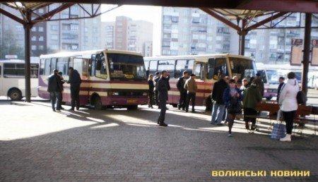 У Луцьку водії маршруток не хочуть возити дітей за пільговою ціною