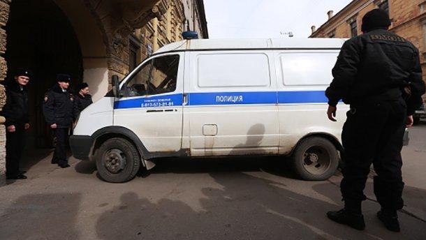 Росія: ФСБ заявляє про затримання організатора нападу уСанкт-Петербурзі
