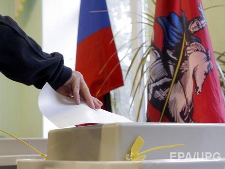 Держдума схвалила перенесення виборів президента Росії надень анексії Криму