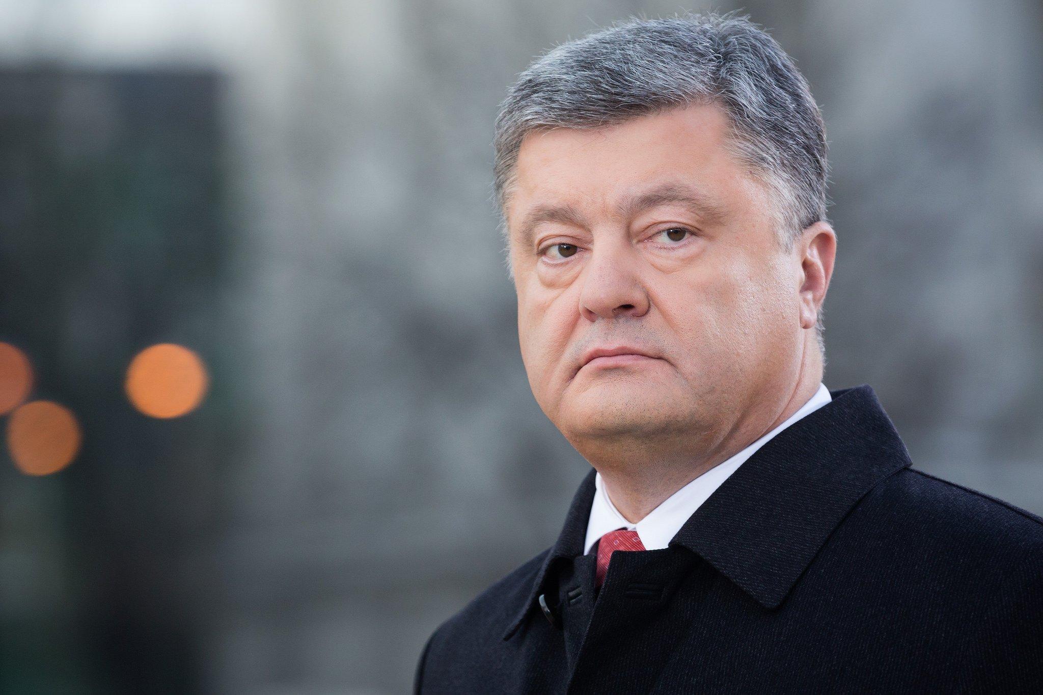 ЗМІ: Порошенко прилетить навертольоті доВолодимира-Волинського