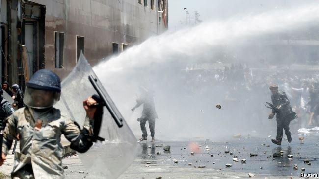 Під час похорону вКабулі прогриміли три вибухи