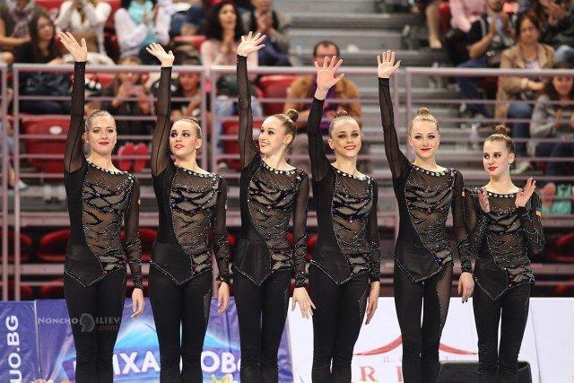 Протест уболівальників недопоміг українським гімнасткам забрати золото вРосії