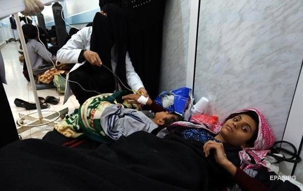 В Ємені з кінця квітня від холери померло 789 осіб— ВООЗ