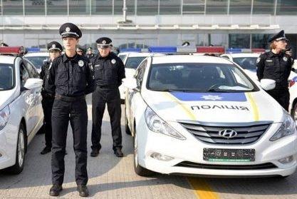 Патрульна дорожня поліція виїхала начотири траси