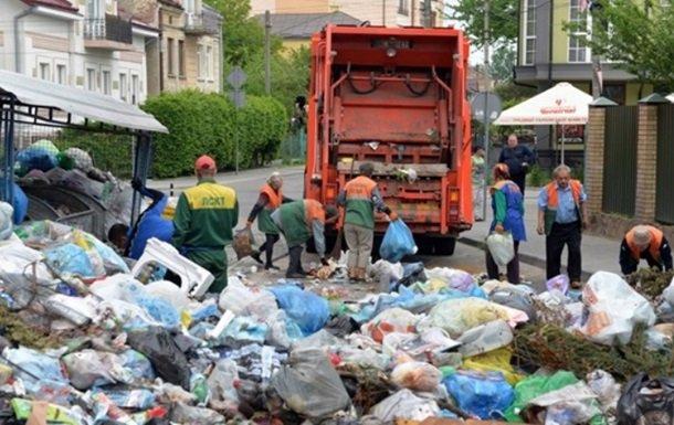 Сміттєвий апокаліпсис: уЛьвові накопичилося 8,5 тисячі тонн відходів