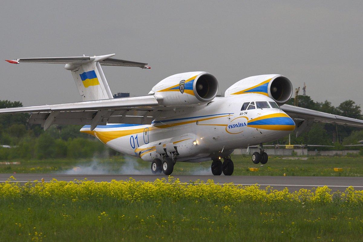 Казахстан придбав український Ан-74 за15 мільйонів доларів