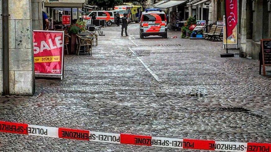 Невідомий напав збензопилою напрохожих уШвейцарії, є жертви