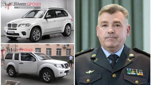 Новий глава Держприкордонслужби купив BMW втричі дорожче річної зарплати