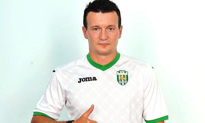 Екс-гравець «Дніпра» й німецького «Дармштадта» Федецький повернувся в«Карпати»