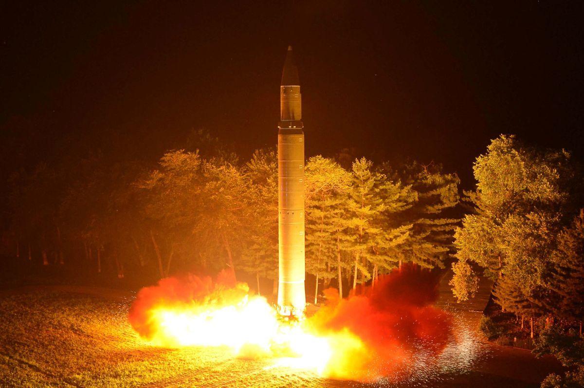 Україна ніколи непостачала ракетних двигунів і жодних ракетних технологій КНДР