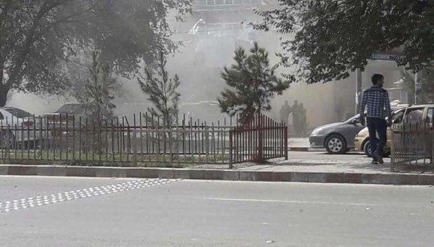 Поблизу посольства США уКабулі стався вибух, є загиблі