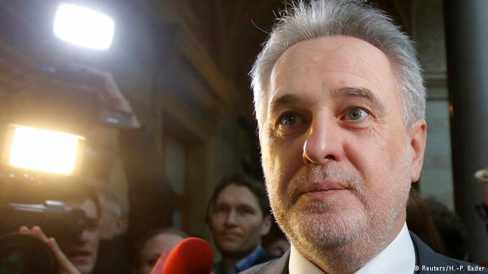 Суд Відня відмовив Іспанії векстрадиції Фірташа