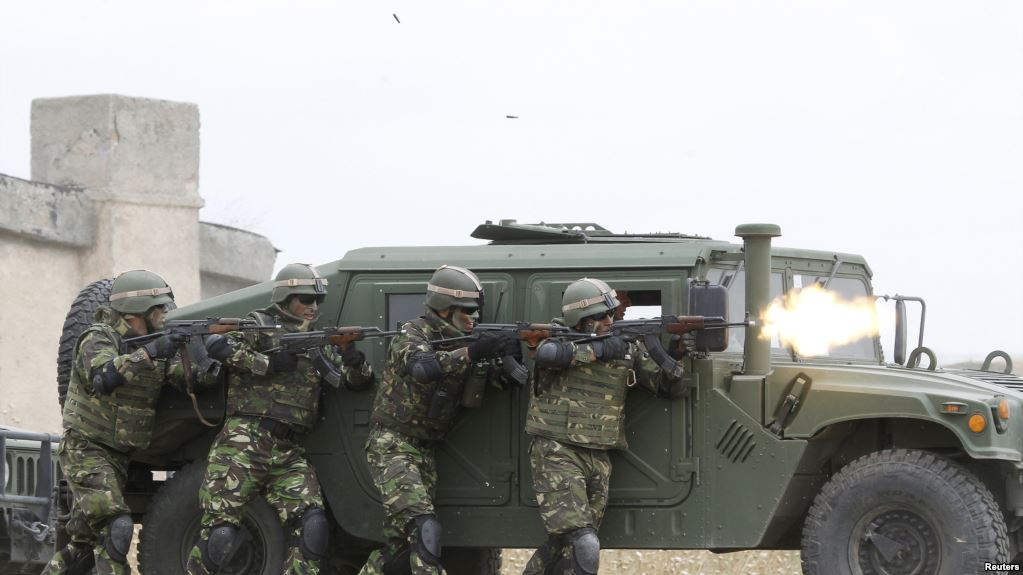 УГрузії розпочинаються спільні із США військові навчання