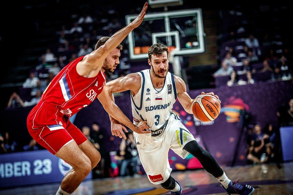 Збірна Словенії вперше виграла Євробаскет