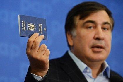 Саакашвілі: Умене немає документів, щоб йти досуду