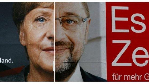 Голосування навиборах до німецького Бундестагу стартувало в Німеччині
