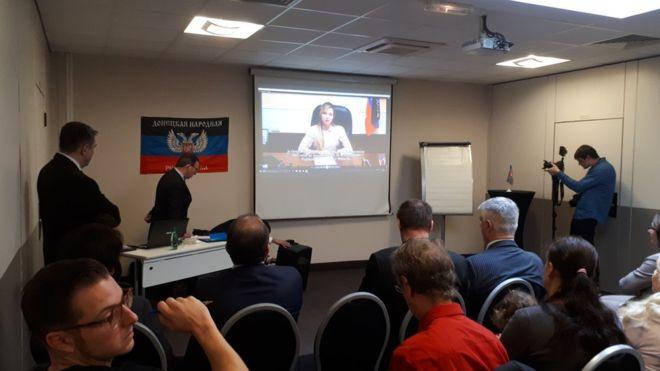 Політики, які відкривали центр «ДНР» уМарселі, вже бували вОРДЛО— СБУ