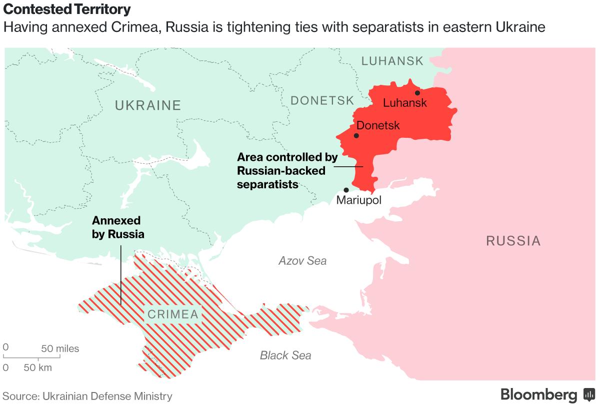 Росія допомагає бойовикам збувати вугілля закордоном
