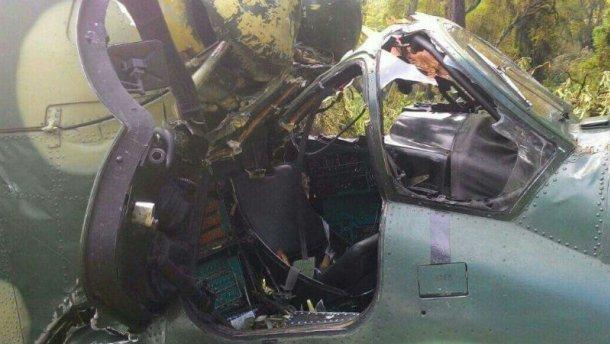 УКонго розбився військовий літак, екіпаж загинув