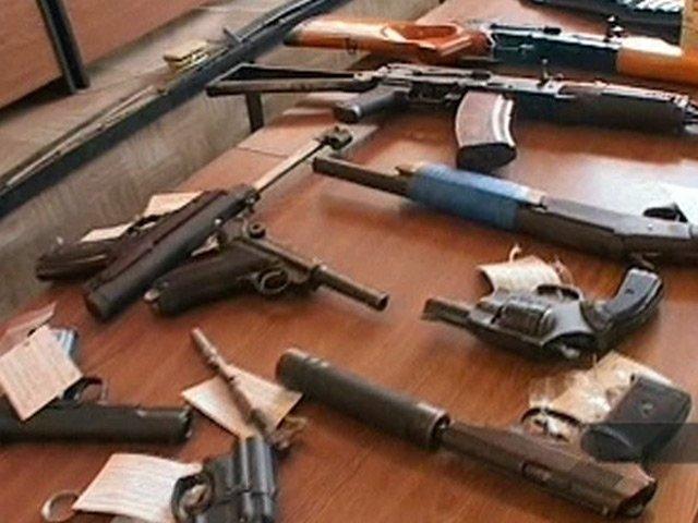 З1 жовтня наЖитомирщині стартує місячник добровільного роззброєння