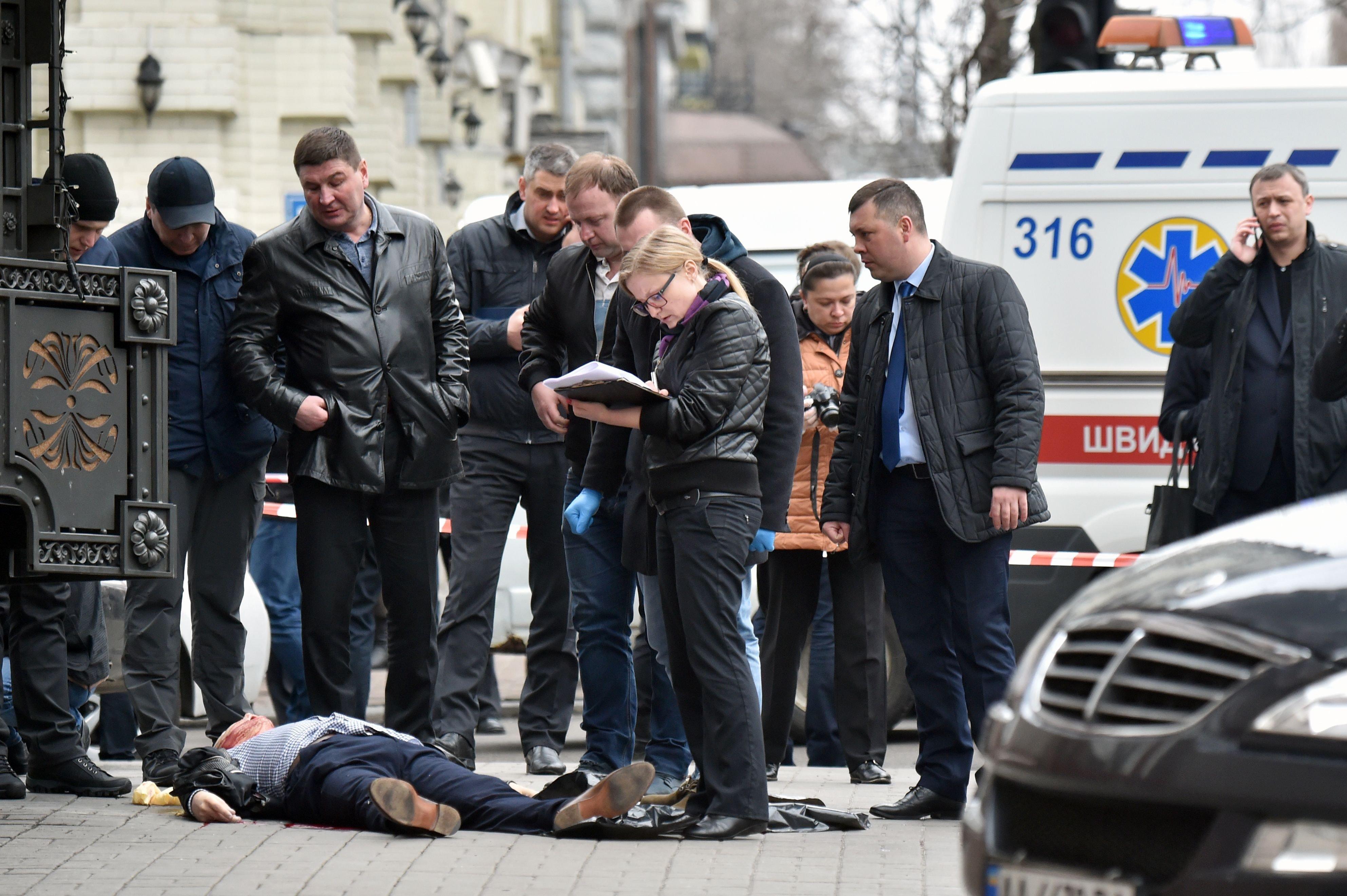 ГПУ: Встановили всіх причетних довбивства Вороненкова