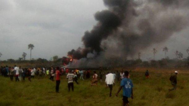 МЗС: Конго офіційно підтвердило загибель одного українця укатастрофі Ан-12