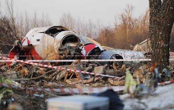 Мацеревич: Міноборони Польщі виявило запис вибуху насамописці літака Качиньського