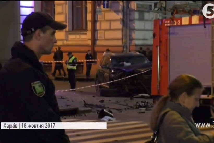 УХаркові померла одна із постраждалих врезонансній харківській ДТП
