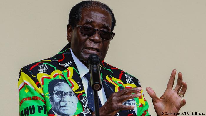 У Зімбабве військові захопили владу вкраїні