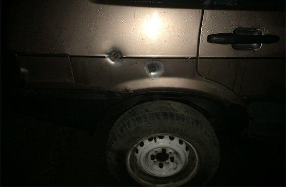 Стрілянина уДніпрі: Водій поранив чотирьох чоловіків навулиці