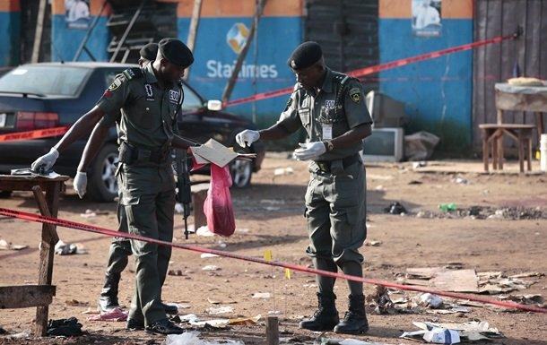 У Нігерії підліток підірвав себе вмечеті: понад 50 загиблих