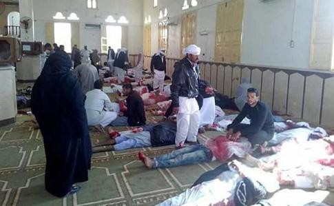 Теракт в Єгипті: внаслідок вибуху умечеті загинуло 54 особи