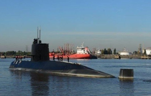 Екіпаж аргентинської підводного човна «Сан-Хуан» оголошено загиблим