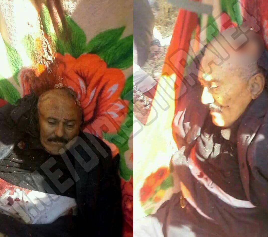 В Ємені вбили колишнього президента Алі Абдалла Салеха