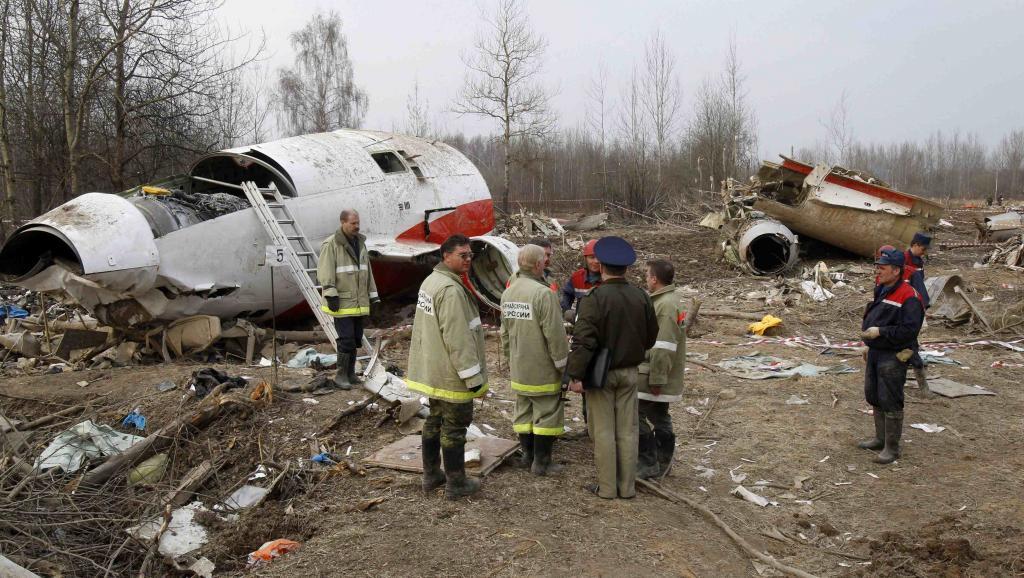 Смоленська авіакатастрофа: вПольщі знайшли нові докази вибуху